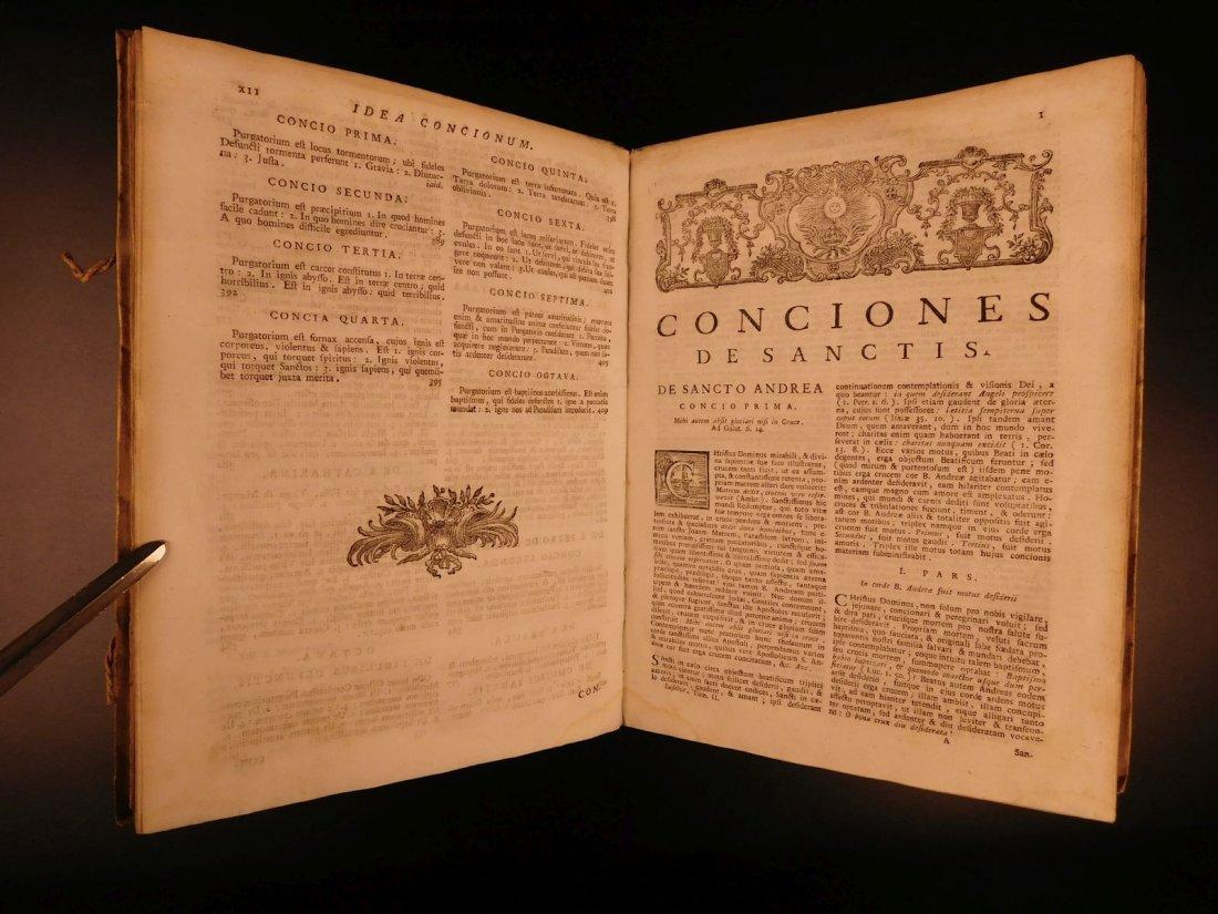 1759 Zacharie Laselve Sermons Annus Apostolicus Advent - 8