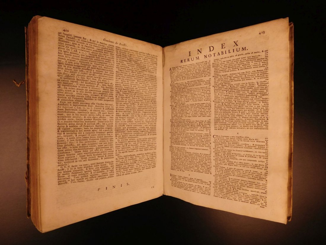 1759 Zacharie Laselve Sermons Annus Apostolicus Advent - 9
