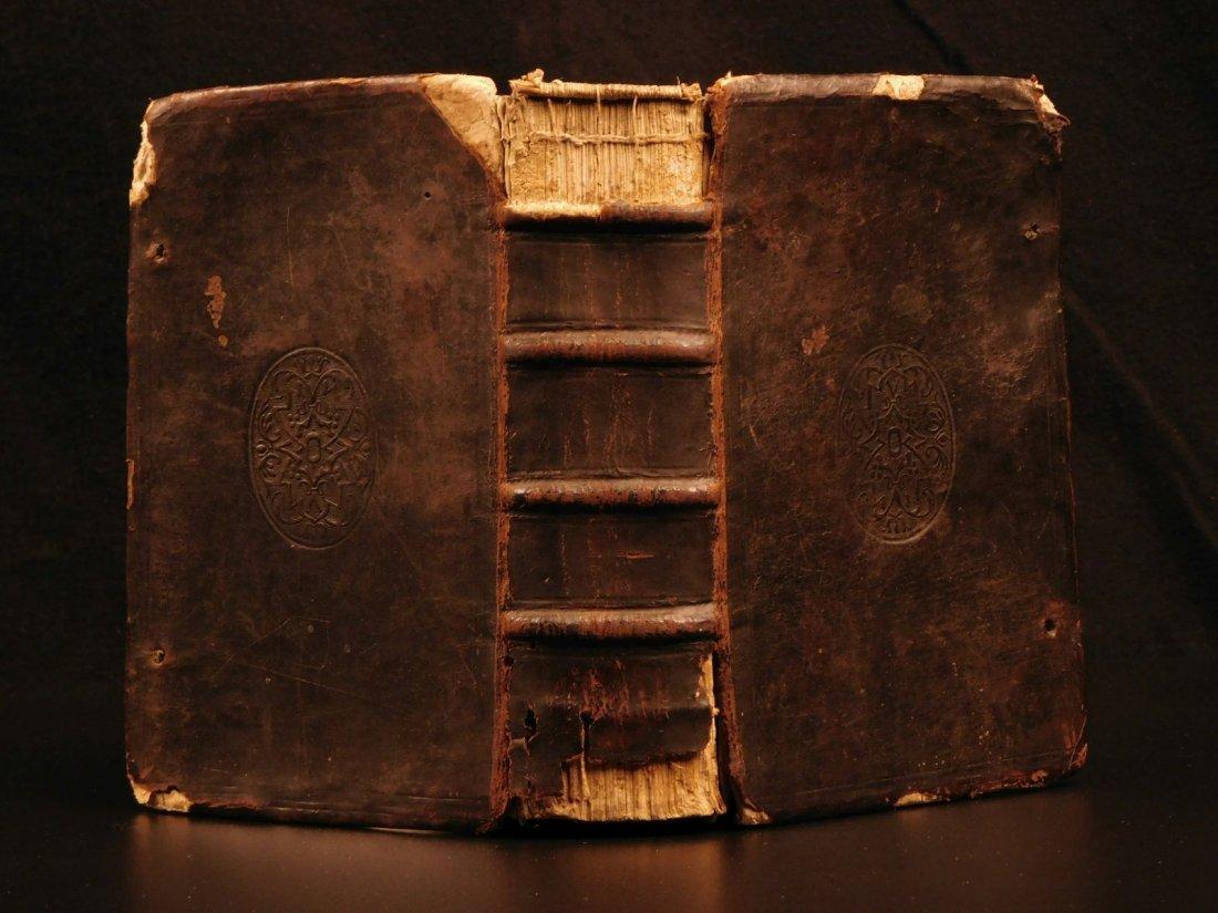 1587 Louis of Granada Dominican Bible Spain PLANTIN