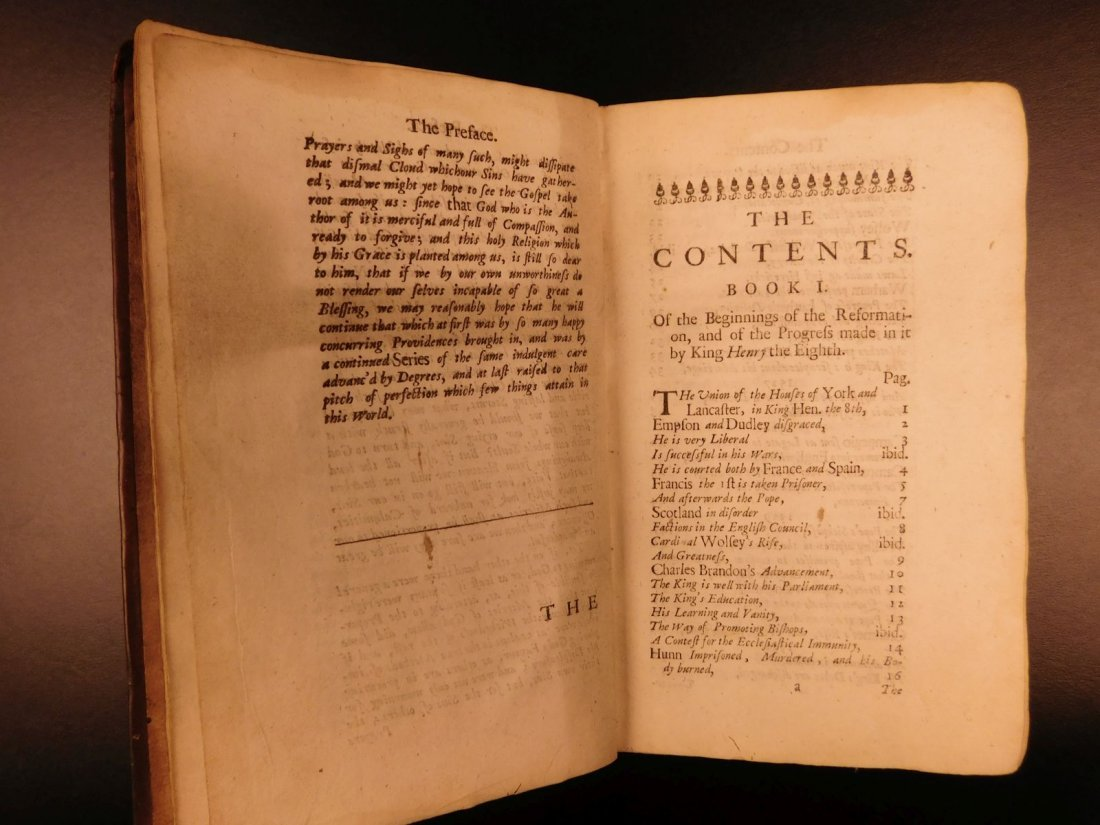 1683 English Reformation Elizabeth I Queen Mary - 5