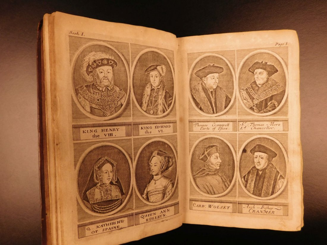 1683 English Reformation Elizabeth I Queen Mary - 7