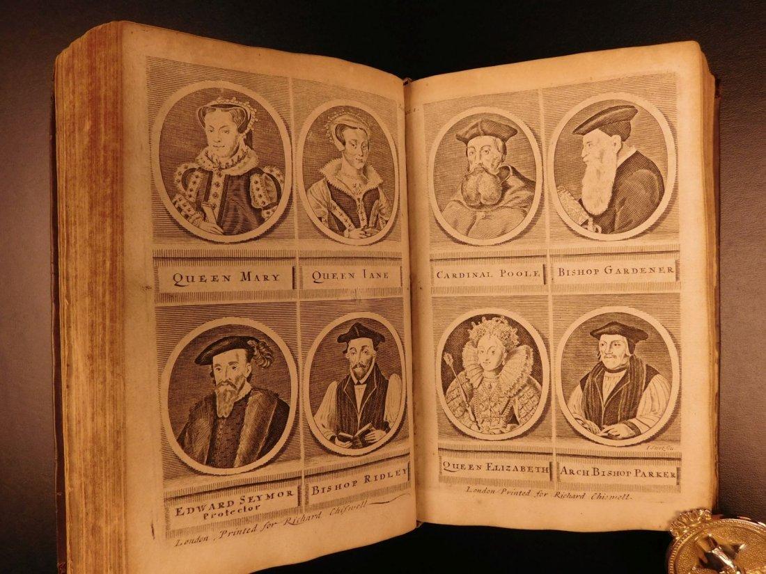 1683 English Reformation Elizabeth I Queen Mary - 8