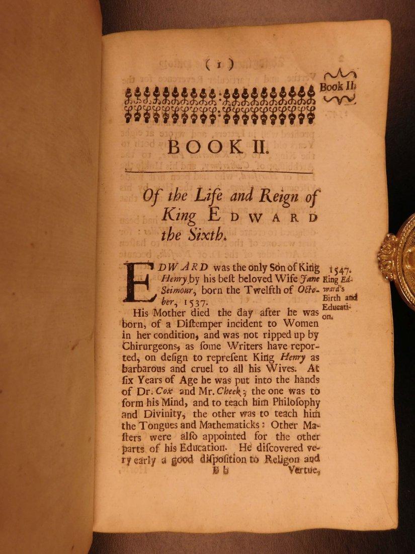 1683 English Reformation Elizabeth I Queen Mary - 9