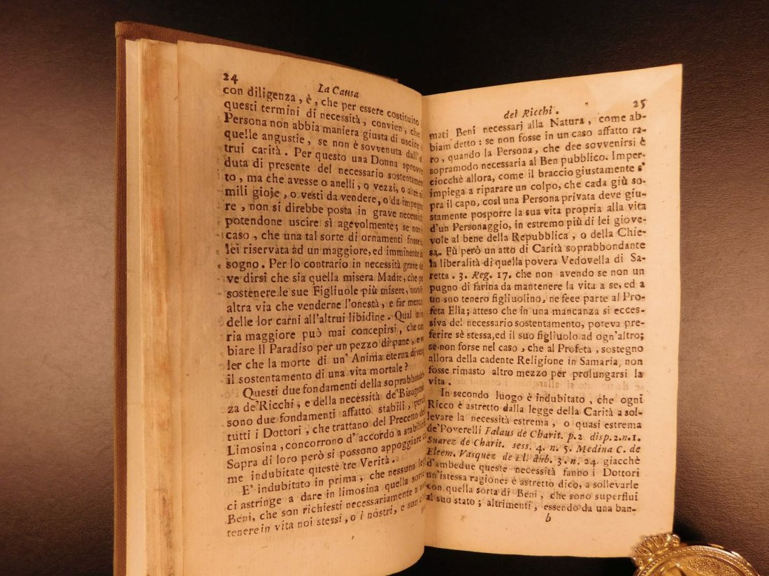 1801 Pinamonti The Cause of the Rich Economic Jesuit - 6