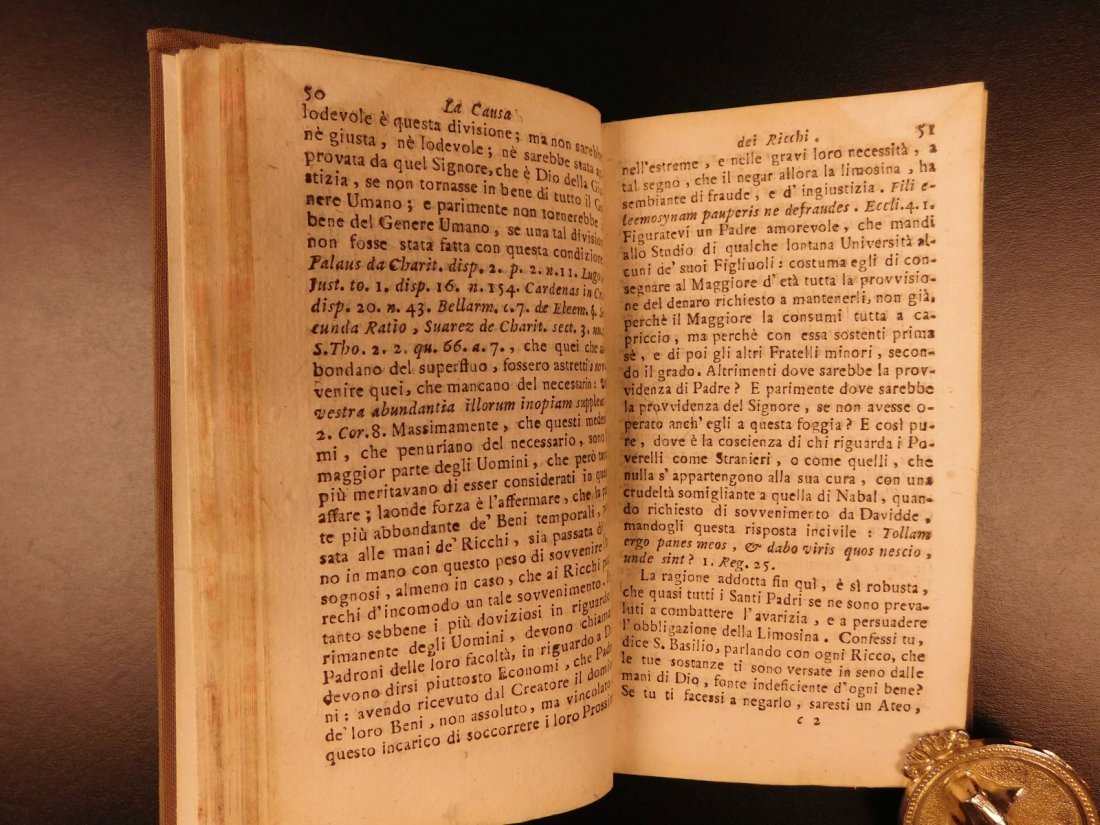 1801 Pinamonti The Cause of the Rich Economic Jesuit - 7