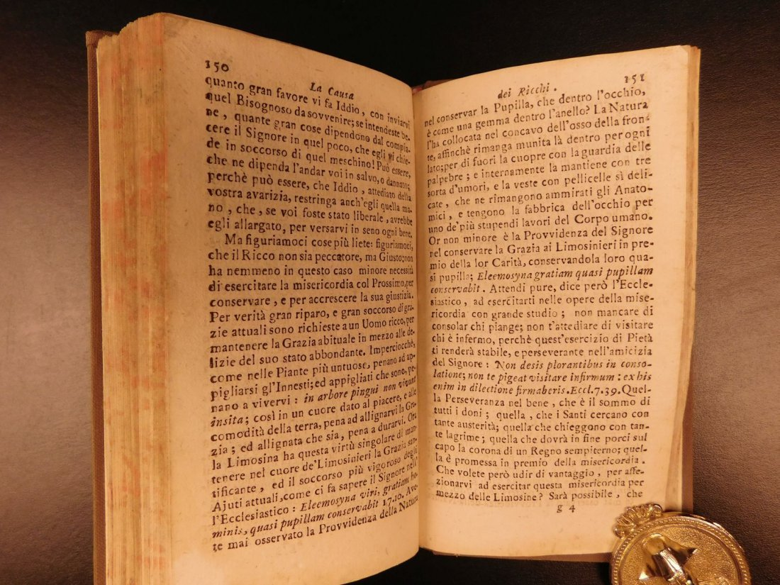 1801 Pinamonti The Cause of the Rich Economic Jesuit - 9