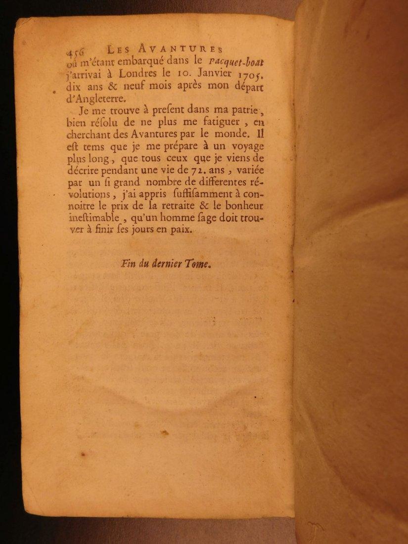 1749 Robinson Crusoe Daniel Defoe Voyages - 10