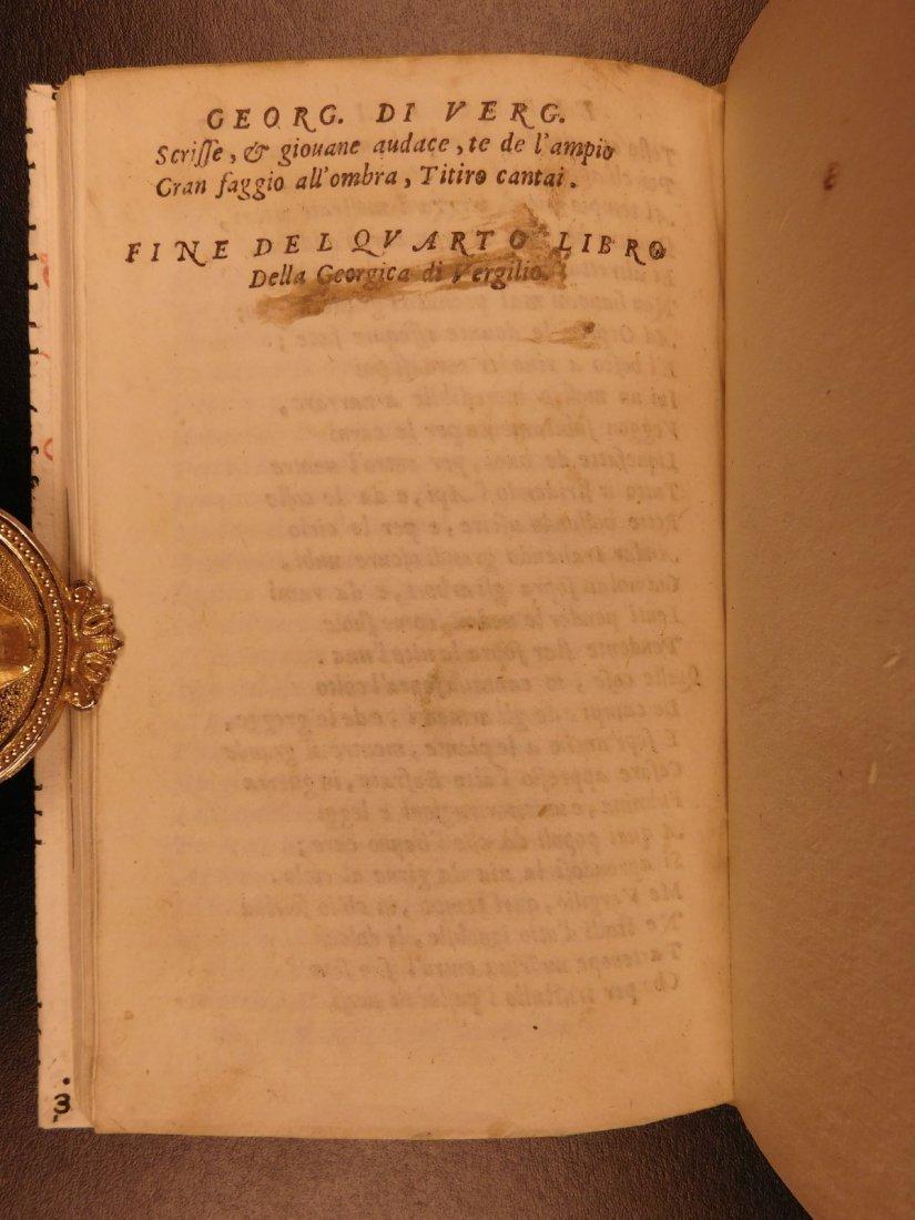 1562 VIRGIL Georgics Mythology Pastoral Poems Latin - 10