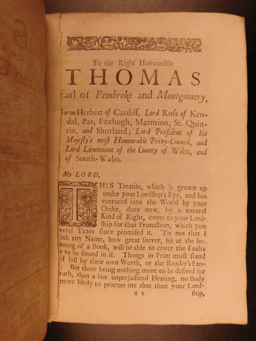 1721 John Locke Essay Concerning Human Understanding - 4