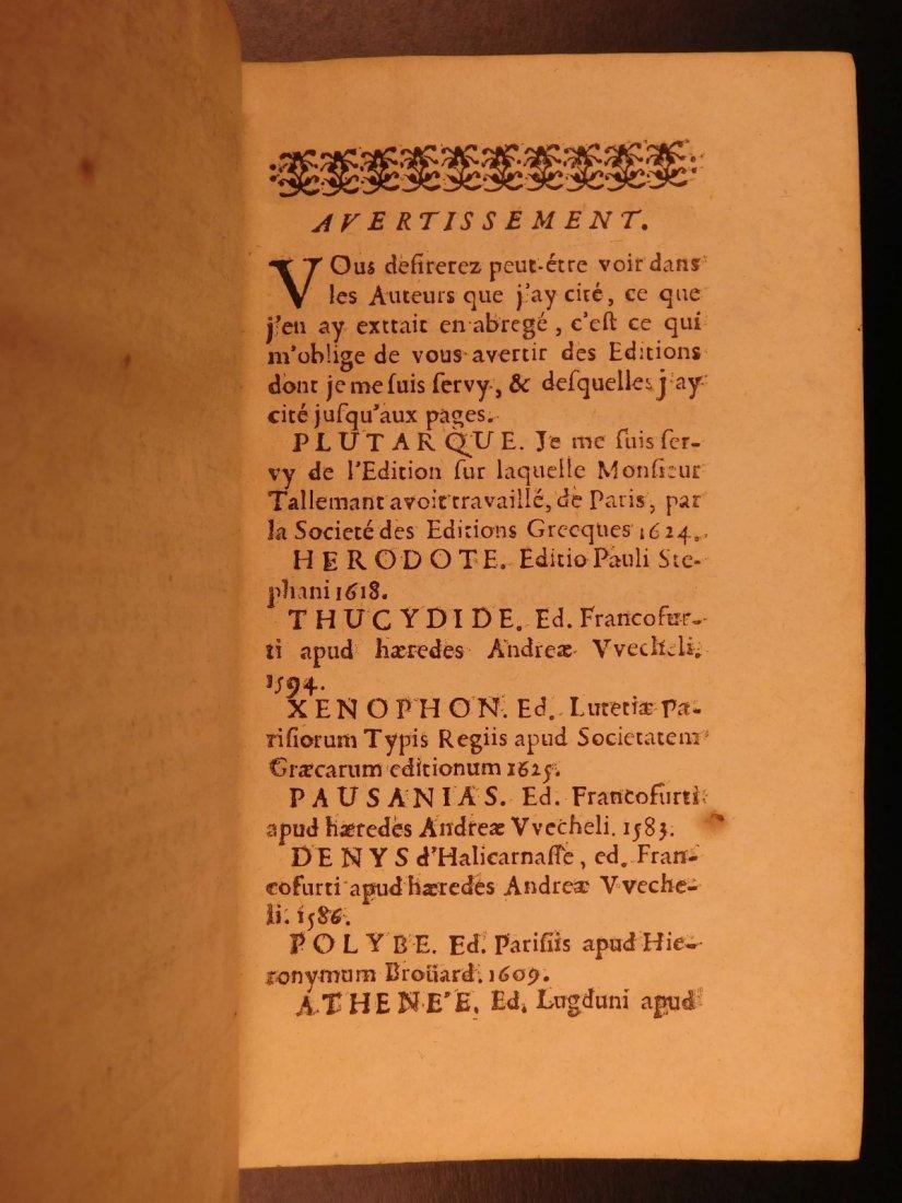 1671 Concordance to Plutarch Lives Rome Julius Caesar - 3