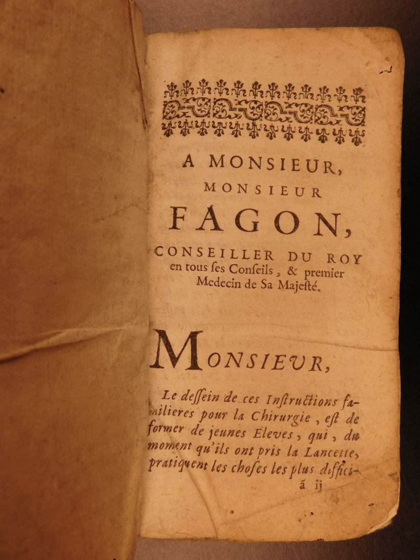1698 Complete Surgery Le Clerc French Chirurgie - 3