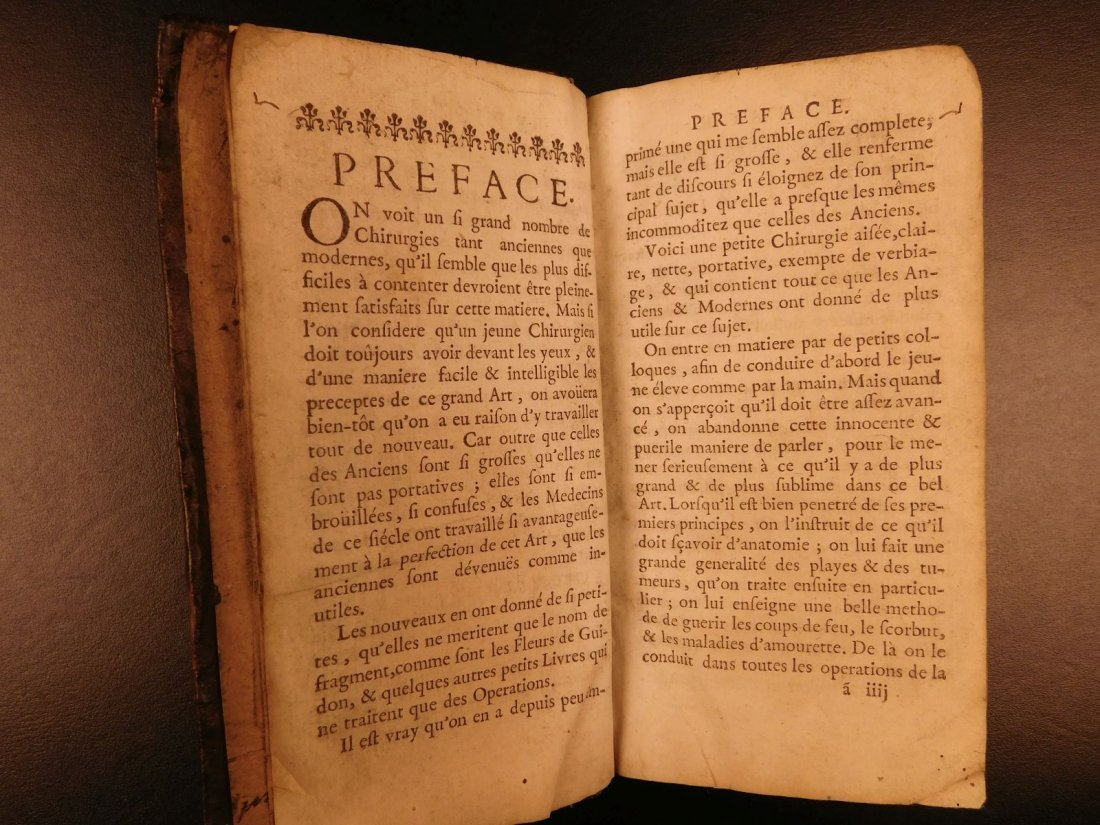 1698 Complete Surgery Le Clerc French Chirurgie - 4