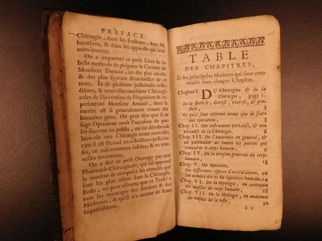 1698 Complete Surgery Le Clerc French Chirurgie - 5