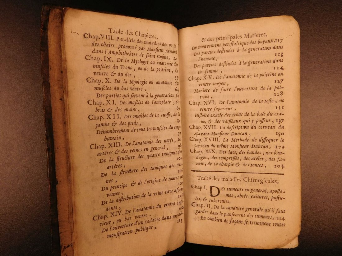 1698 Complete Surgery Le Clerc French Chirurgie - 6