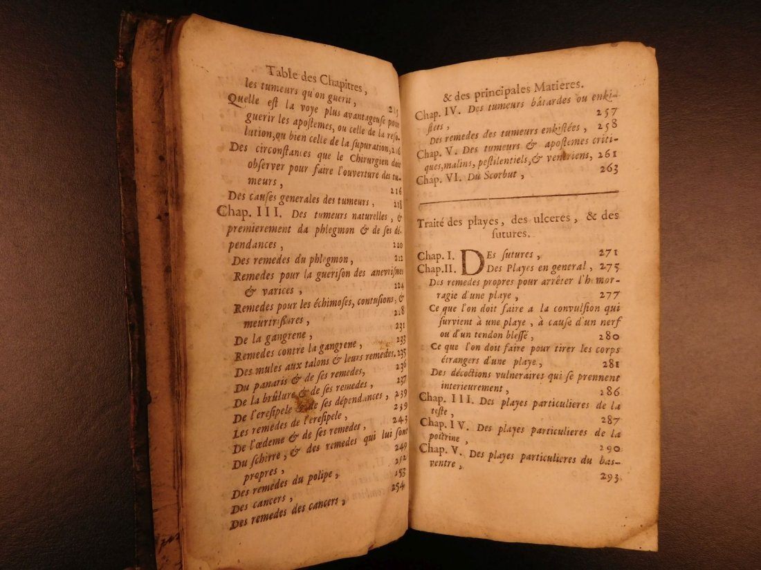 1698 Complete Surgery Le Clerc French Chirurgie - 7