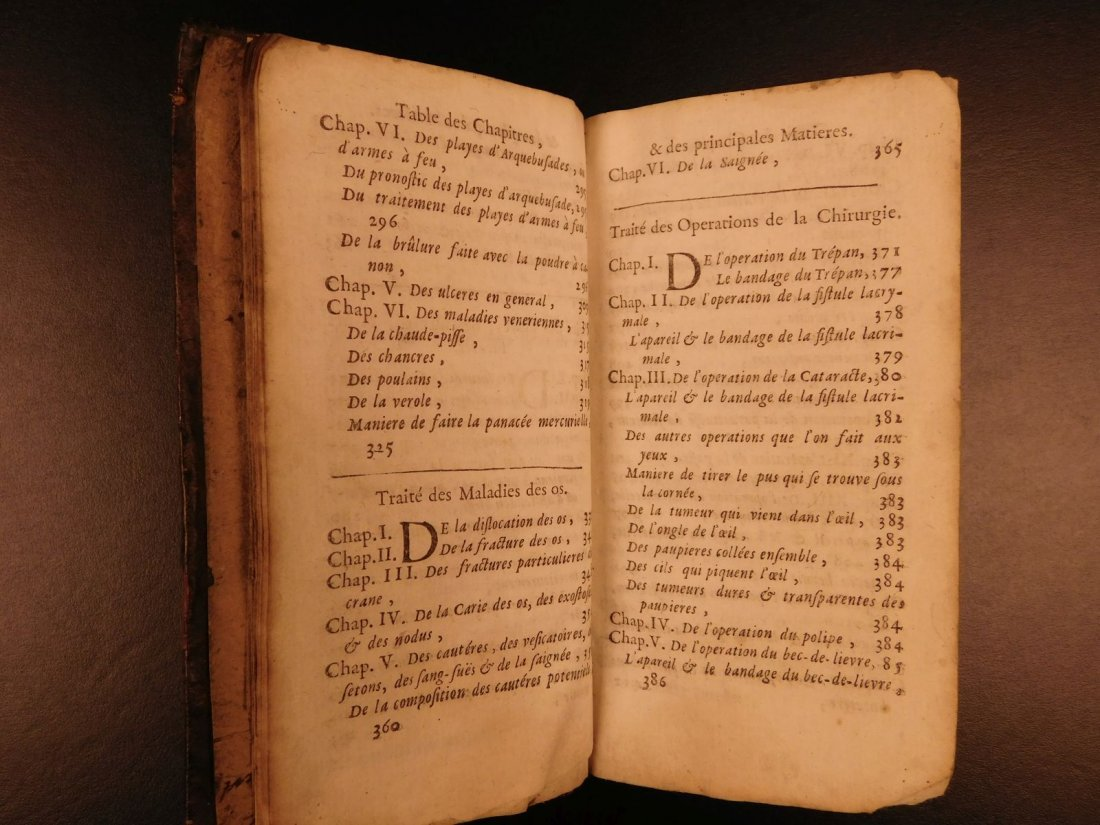 1698 Complete Surgery Le Clerc French Chirurgie - 8