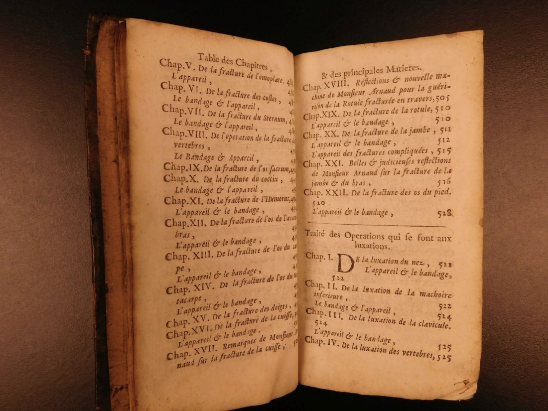 1698 Complete Surgery Le Clerc French Chirurgie - 9