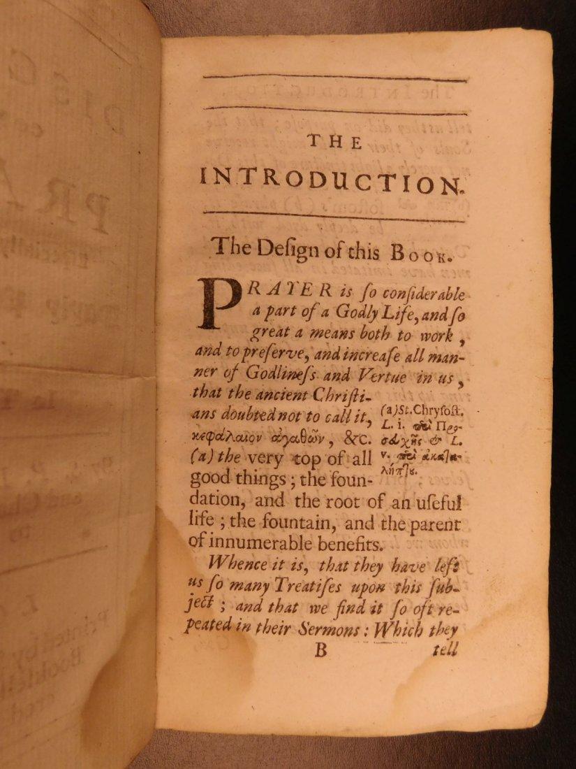 1686 1st ed On Prayer Simon Patrick Ireland Bibles - 3
