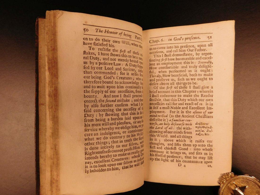 1686 1st ed On Prayer Simon Patrick Ireland Bibles - 5