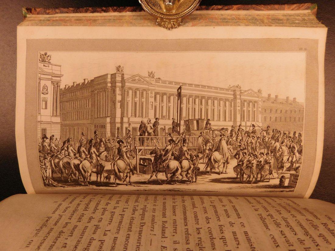 1836 Mignet on French Revolution Illustrated Napoleon - 7