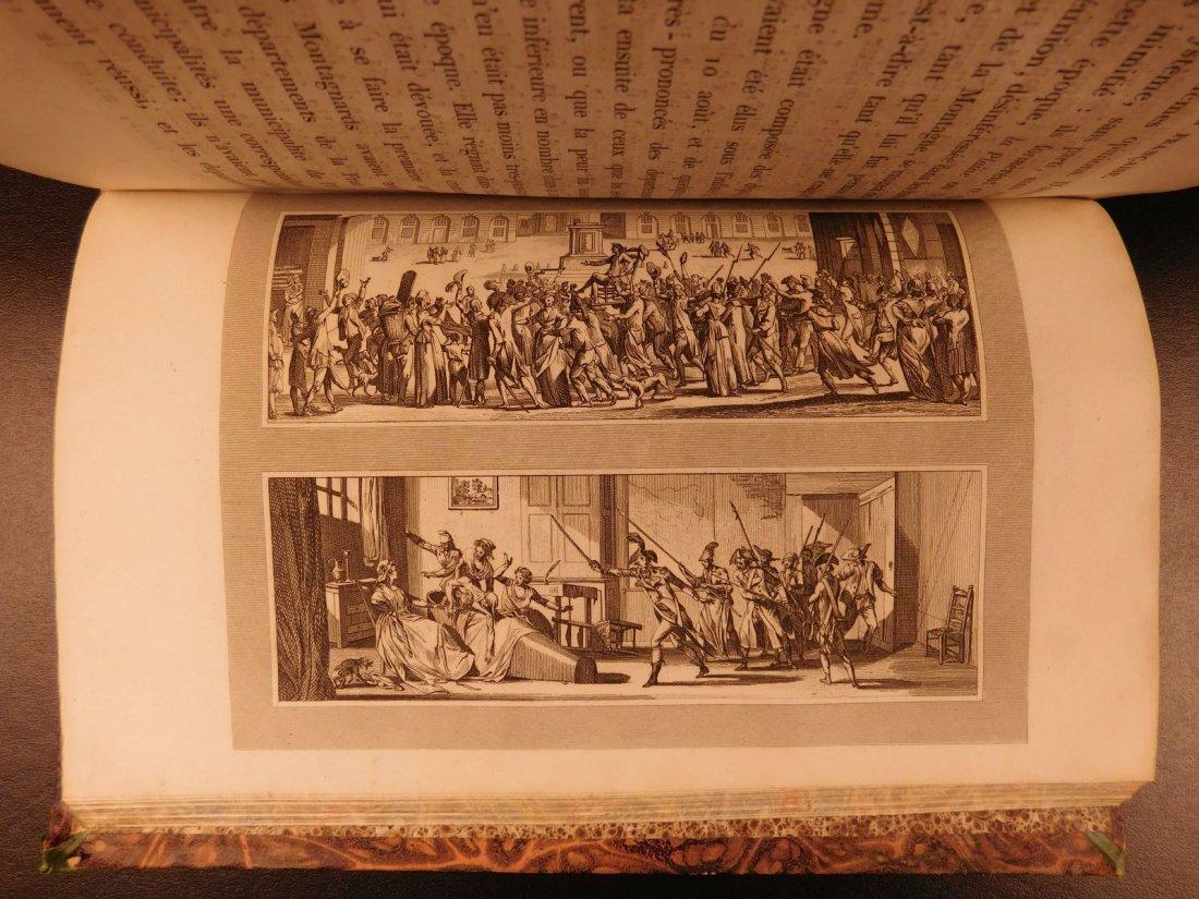 1836 Mignet on French Revolution Illustrated Napoleon - 8