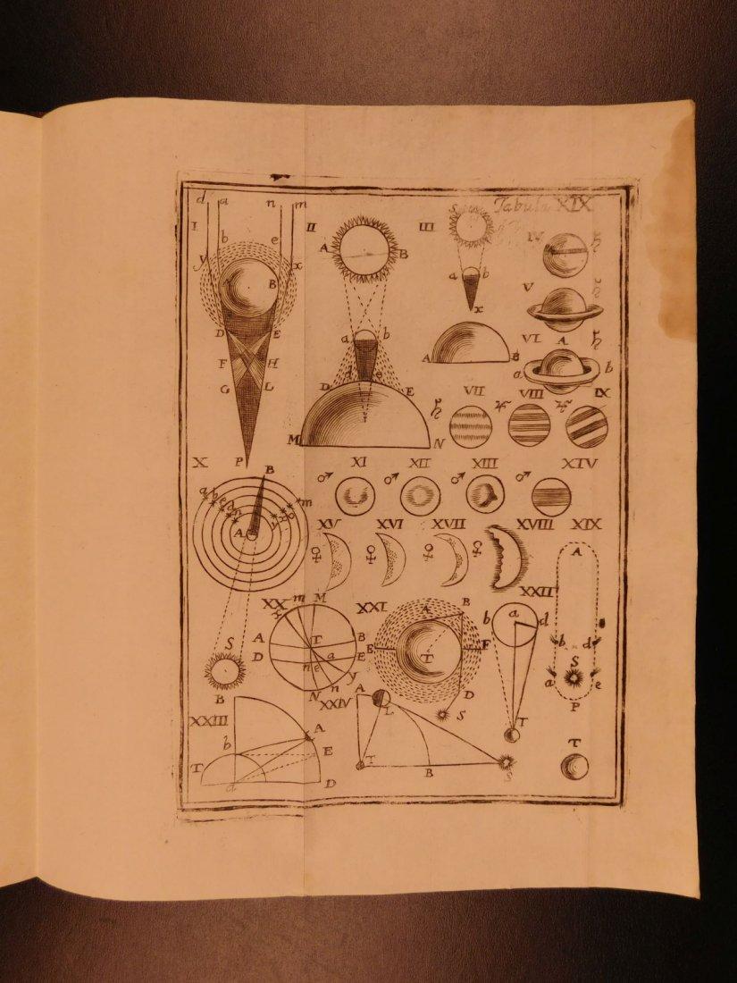 1747 Fortunati da Brescia Sensuum Mechanica Astronomy - 10