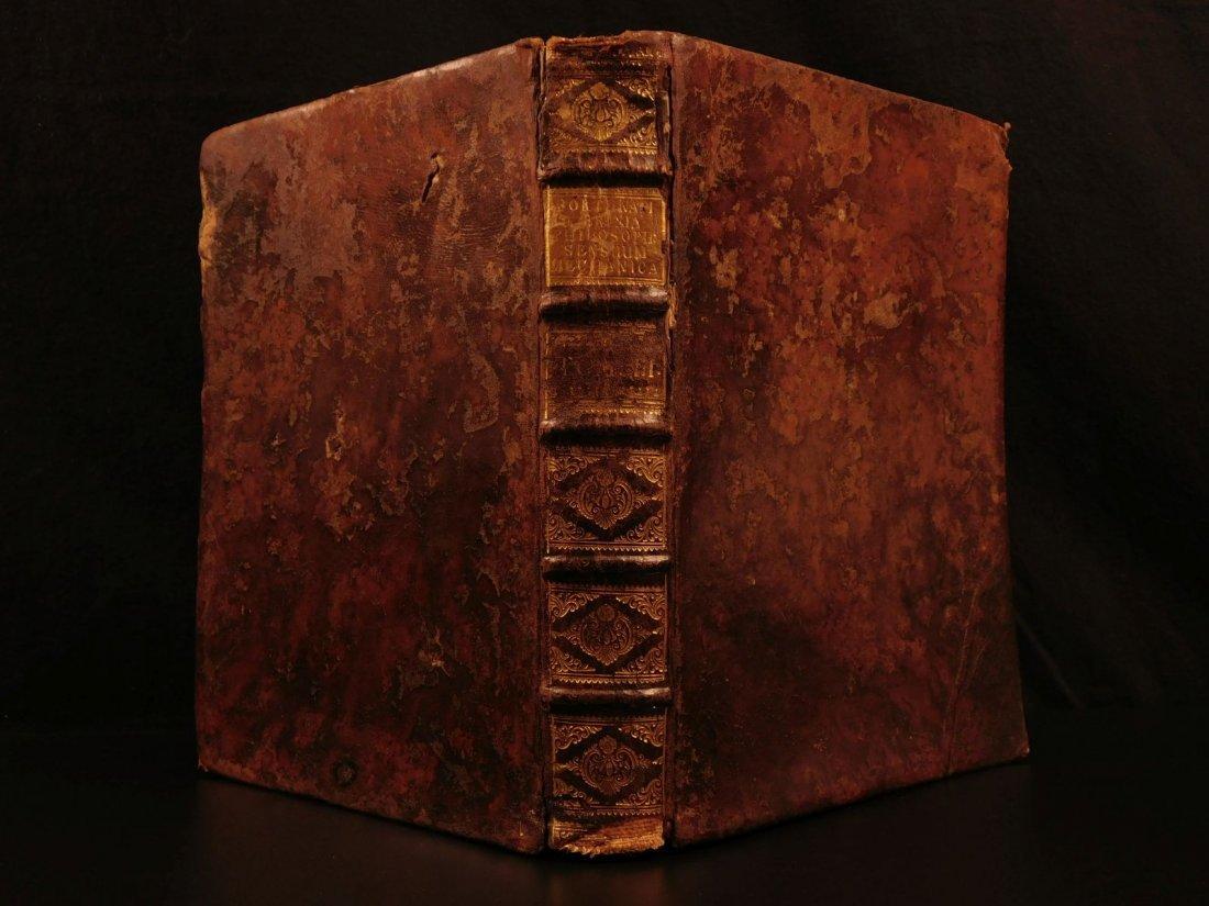 1747 Fortunati da Brescia Sensuum Mechanica Astronomy