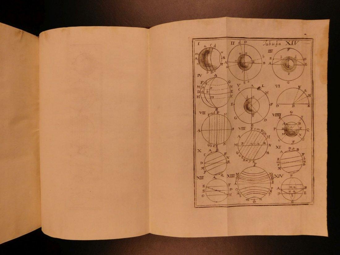 1747 Fortunati da Brescia Sensuum Mechanica Astronomy - 5