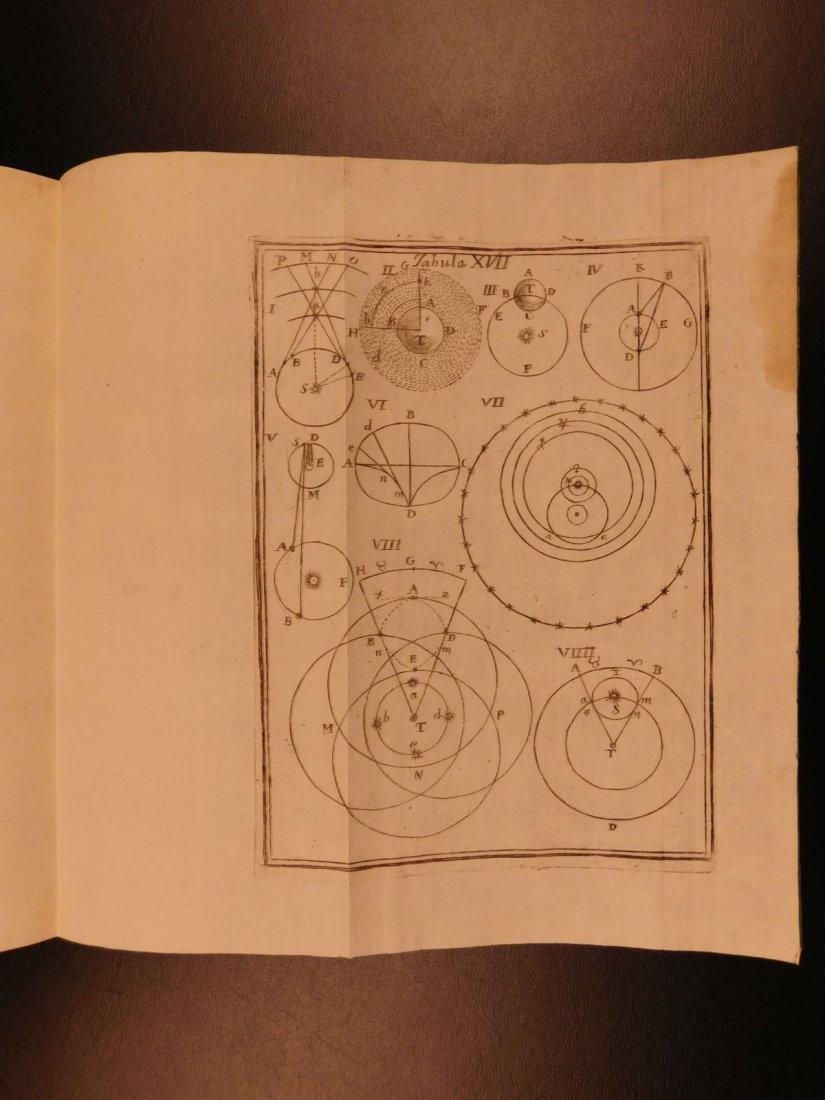 1747 Fortunati da Brescia Sensuum Mechanica Astronomy - 8