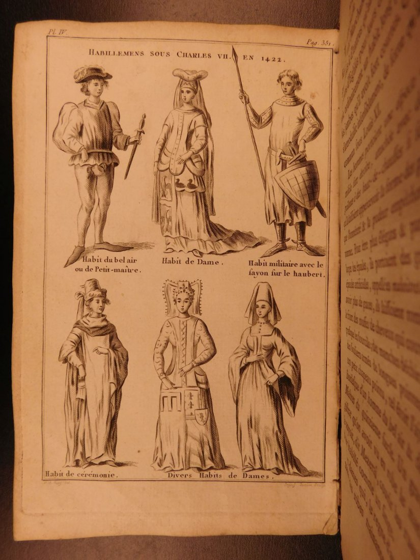 1776 1ed History of Royal Inaugurations Kings - 5