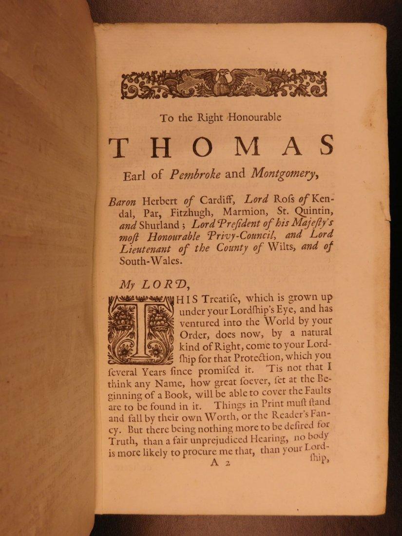 1731 John Locke Essay Concerning Human Understanding - 4