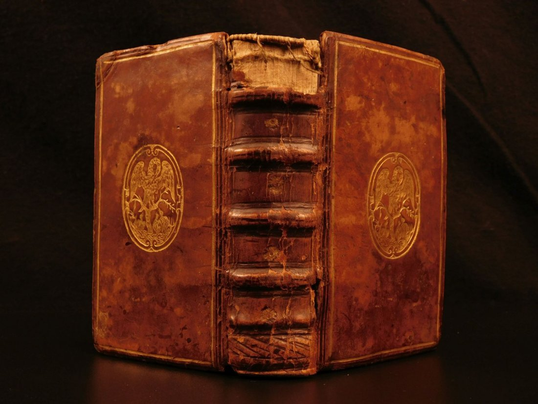 1566 PLUTARCH Parallel Lives Latin Pyrrhus Aristides