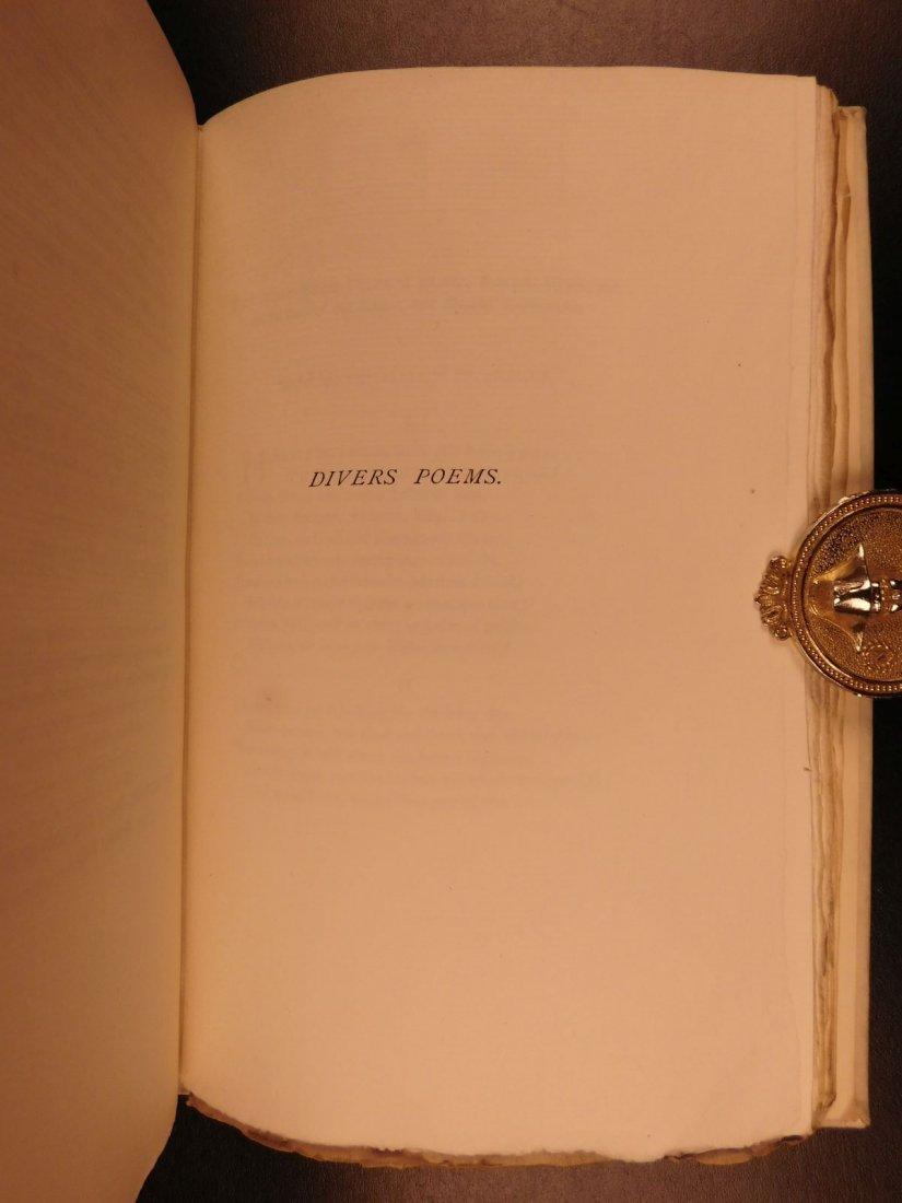1892 François Villon Poems Criminal Middle Ages French - 10