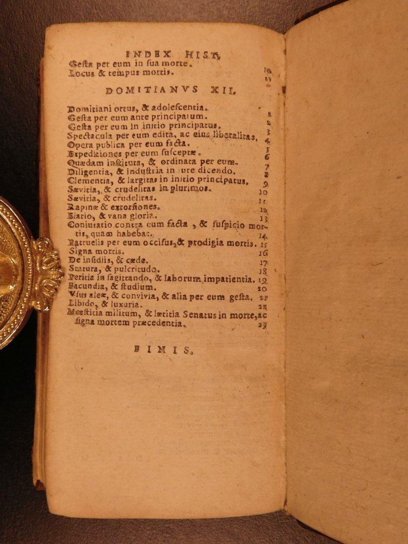 1658 Suetonius Twelve Caesars Julius Caesar Caligula - 10