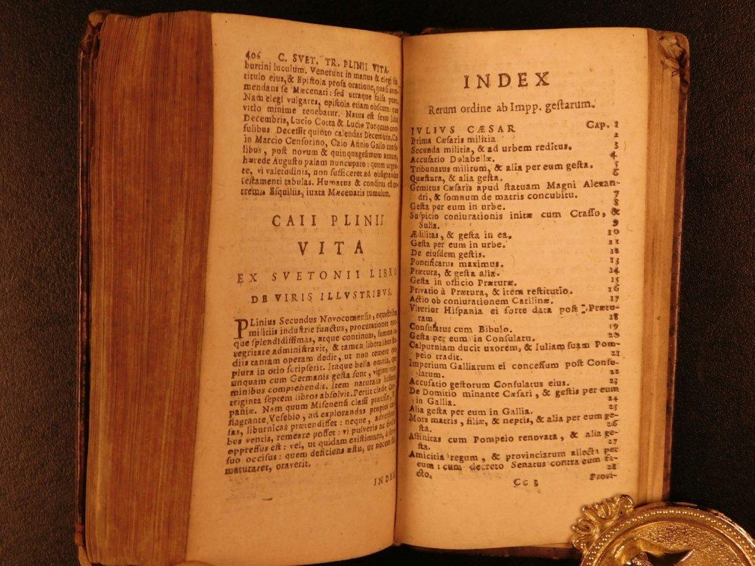 1658 Suetonius Twelve Caesars Julius Caesar Caligula - 5