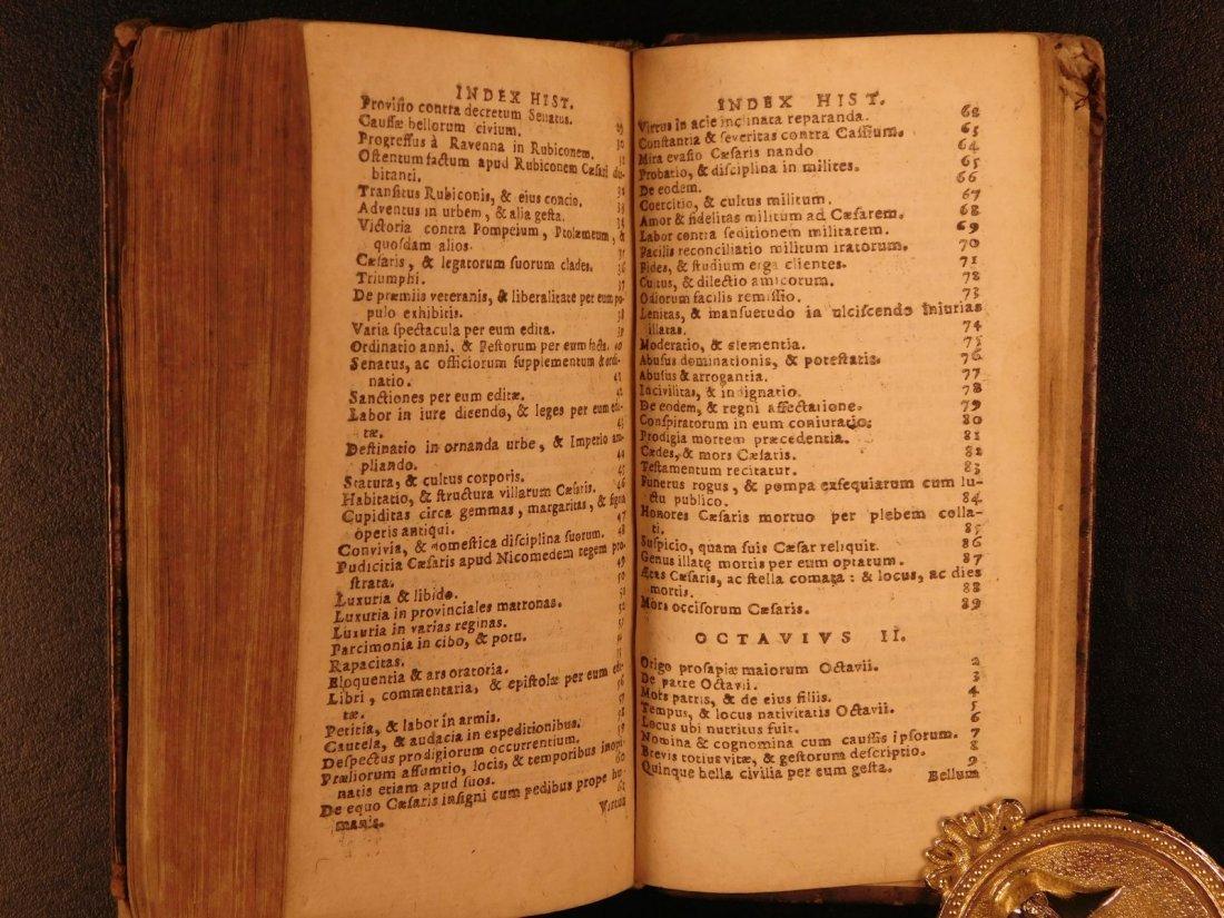 1658 Suetonius Twelve Caesars Julius Caesar Caligula - 6