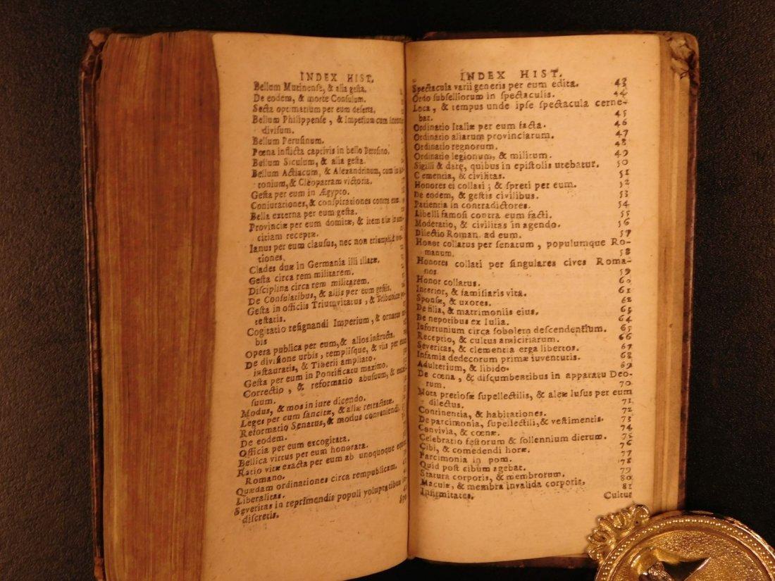 1658 Suetonius Twelve Caesars Julius Caesar Caligula - 7