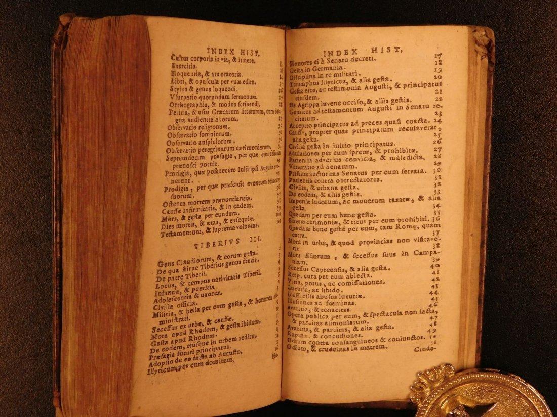 1658 Suetonius Twelve Caesars Julius Caesar Caligula - 8