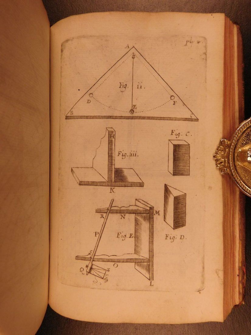 1691 On Clocks Watches Sundials Horology Navigation - 3