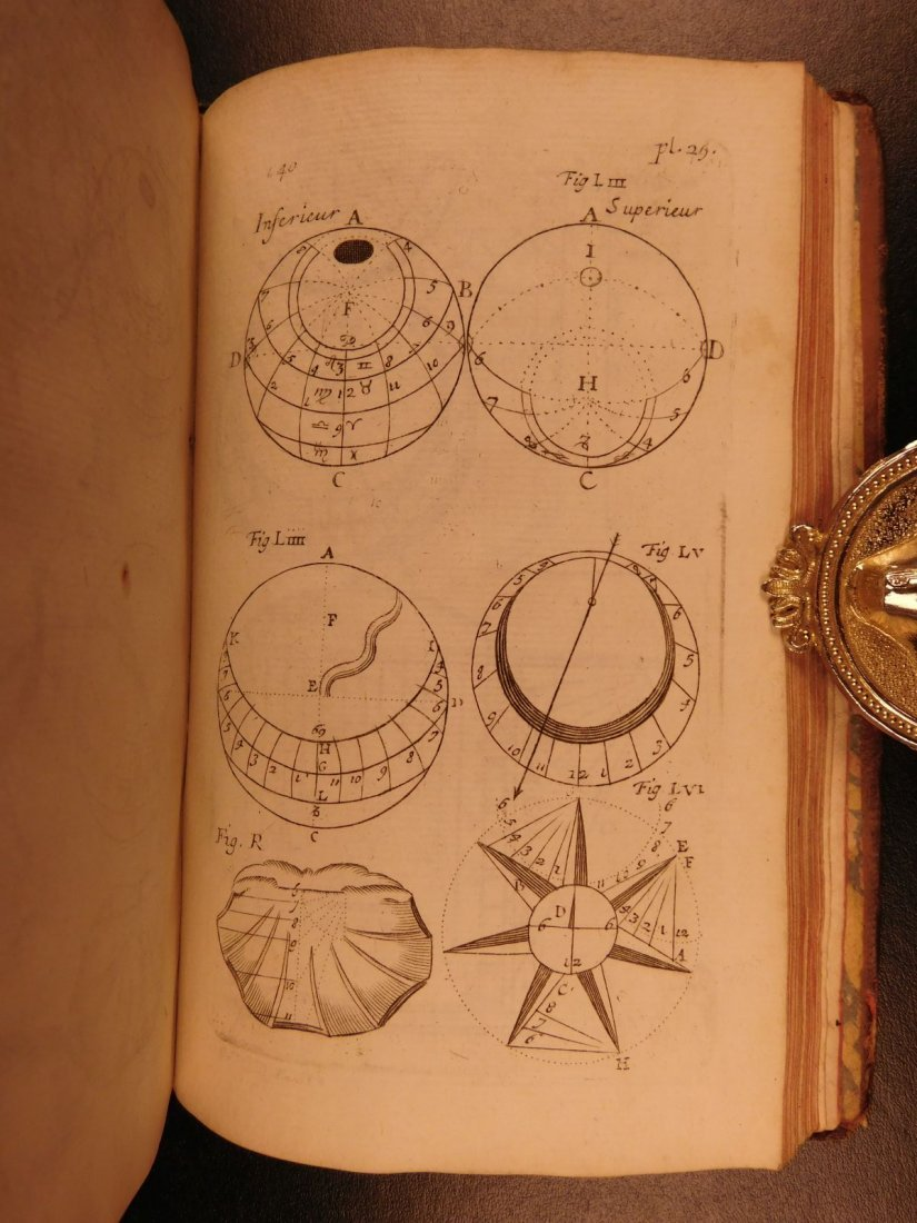 1691 On Clocks Watches Sundials Horology Navigation - 5