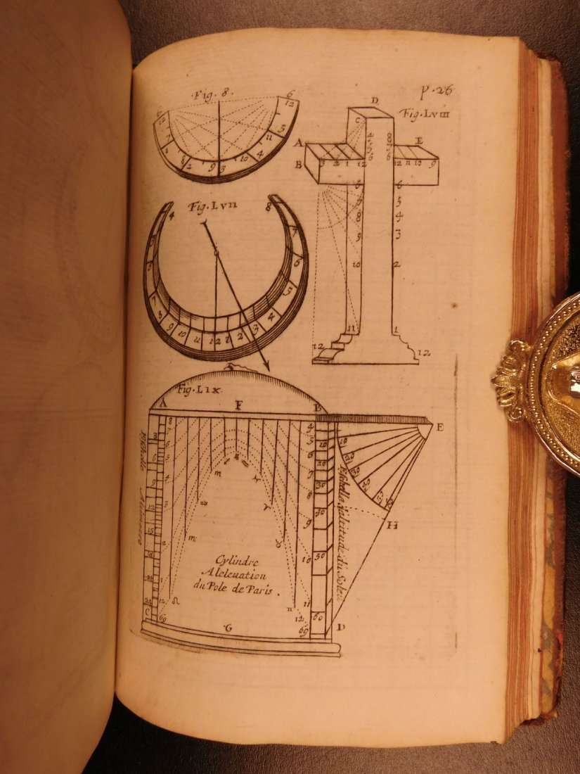 1691 On Clocks Watches Sundials Horology Navigation - 6
