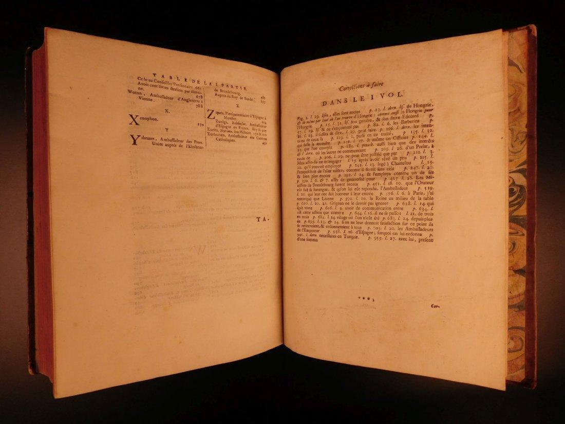 1724 Dutch Politics Diplomacy Abraham Wicquefort - 10