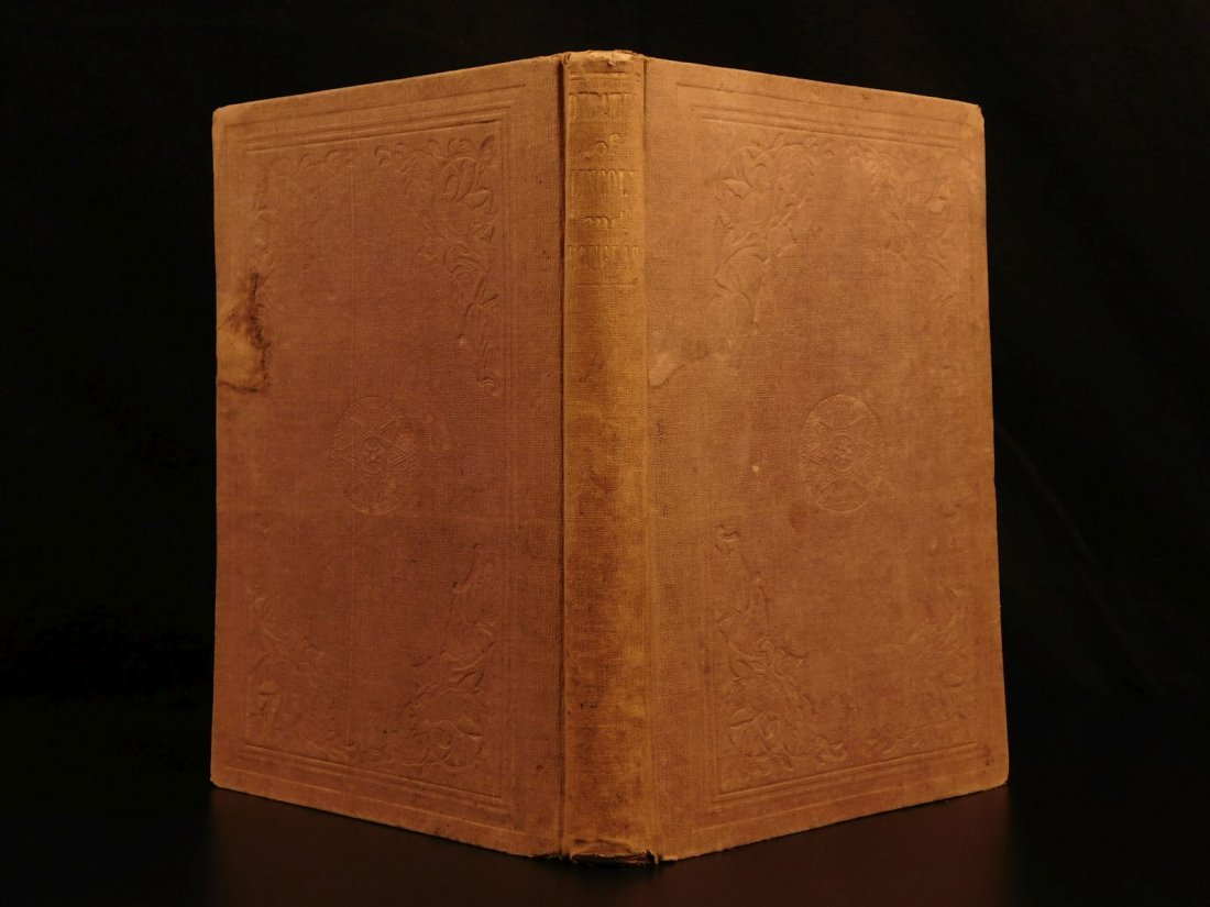 1860 1st ed Abraham Lincoln Douglas Debates American