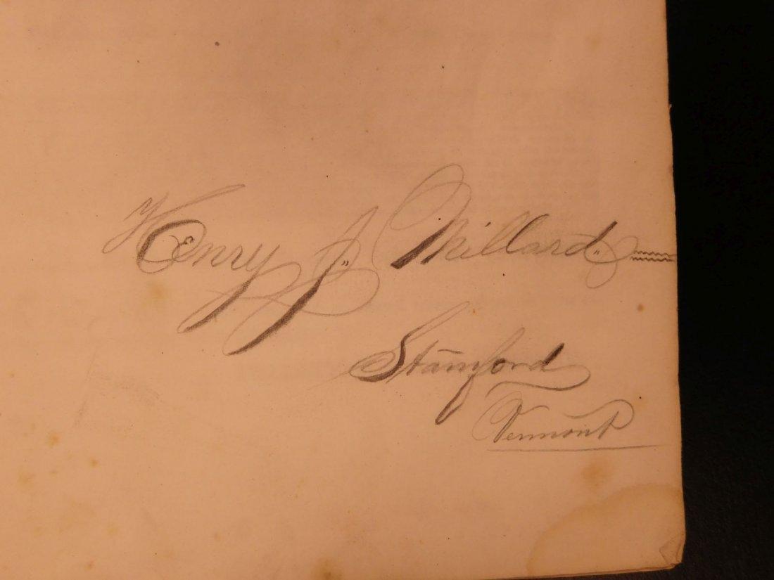 1860 1st ed Abraham Lincoln Douglas Debates American - 2