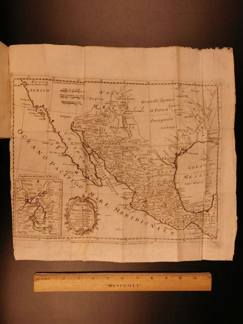1779 History of America Robertson Columbus Cortez - 10