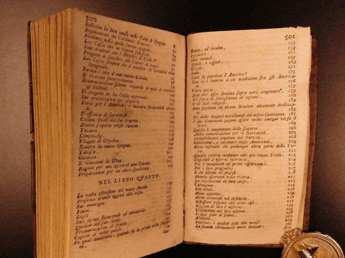 1779 History of America Robertson Columbus Cortez - 5