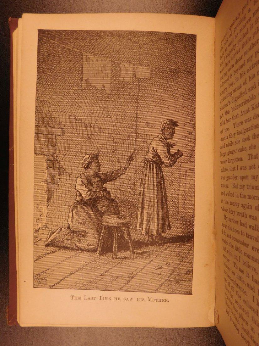 1882 Life of Frederick Douglass Illustrated SLAVERY - 4