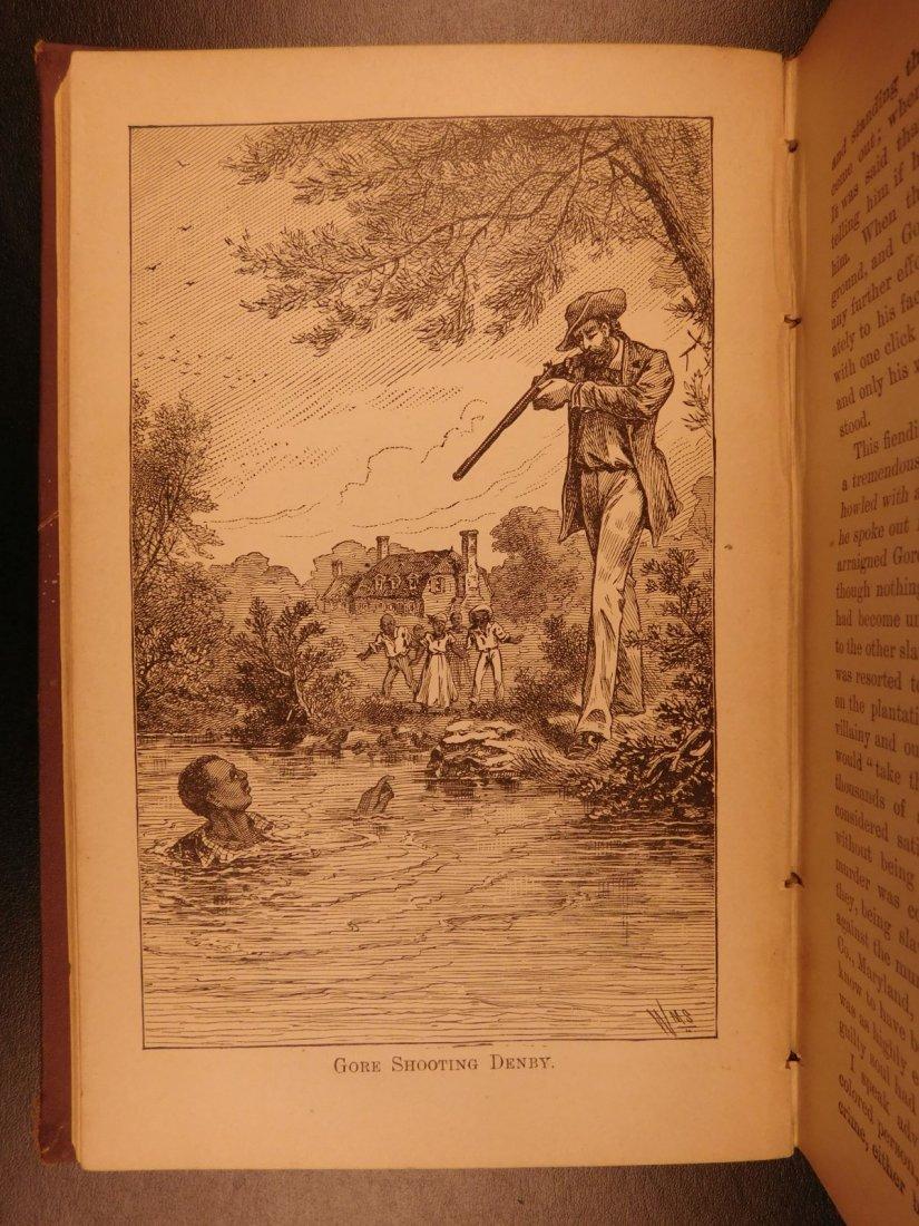 1882 Life of Frederick Douglass Illustrated SLAVERY - 5