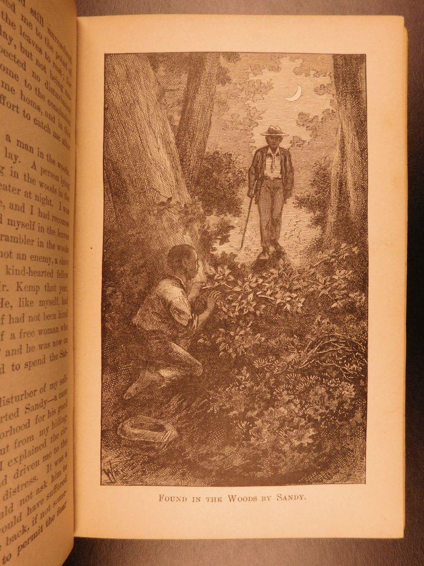 1882 Life of Frederick Douglass Illustrated SLAVERY - 6