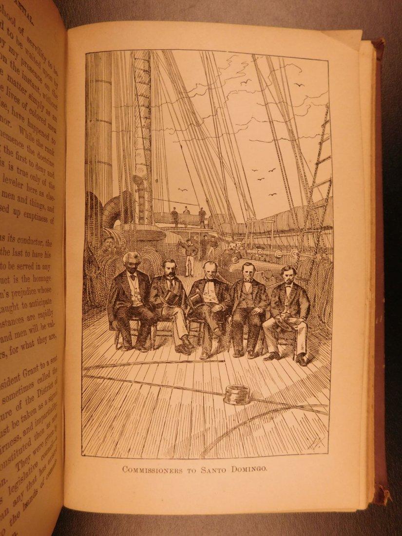 1882 Life of Frederick Douglass Illustrated SLAVERY - 8